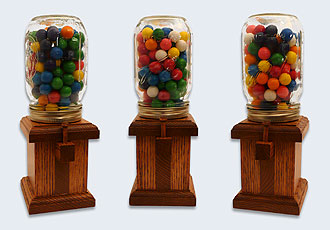 Ideas Woodworking Plans Gumball Machine Ska Wood
